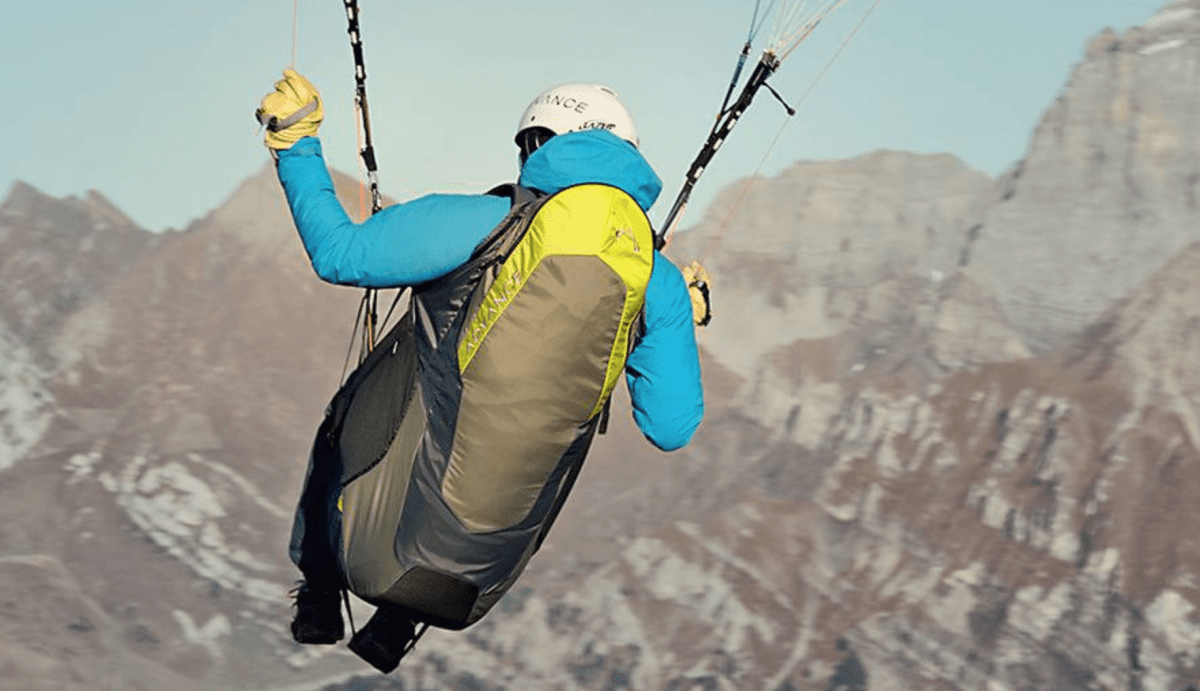 Advance Success 4 Available From Paraventure Airsports