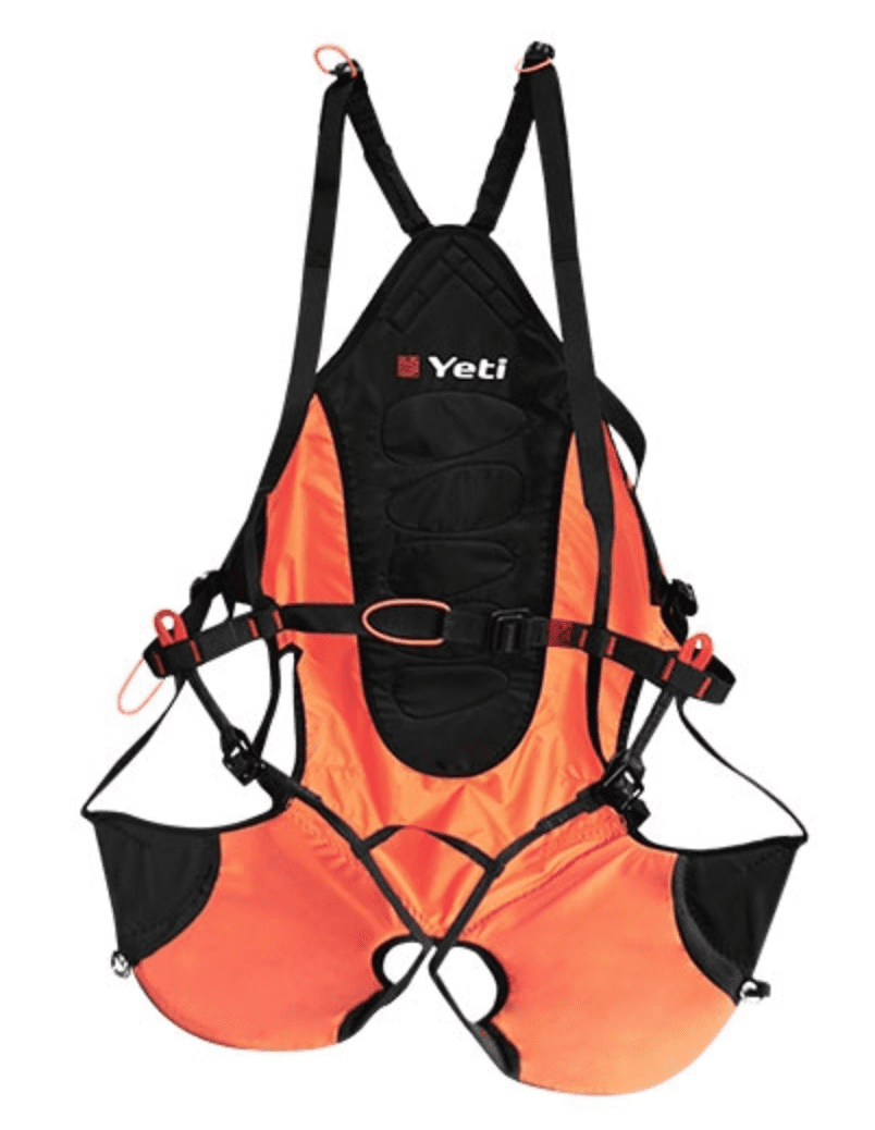 Gin Yeti Harness Available From Paraventure Airsports