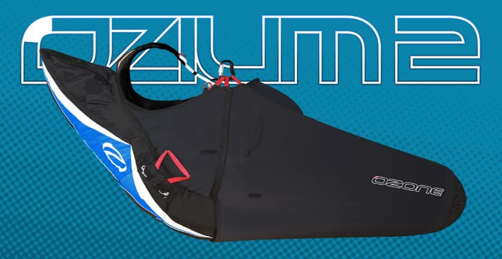 Ozone Ozium 2 Available From Paraventure Airsports