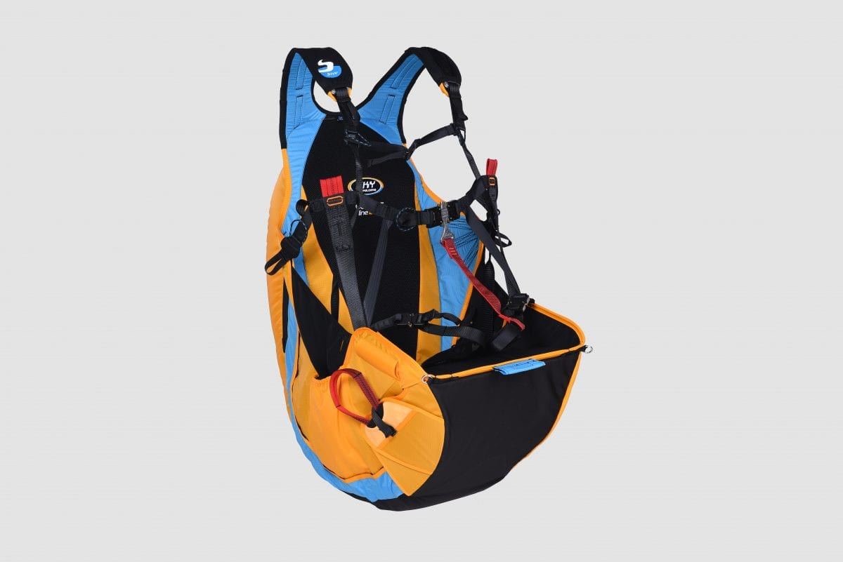 Sky Gii 3 Available From The Paraventure Airsports